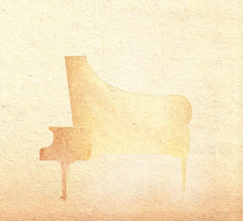 Wires impressionistic piano (design: Dónal Mulligan)